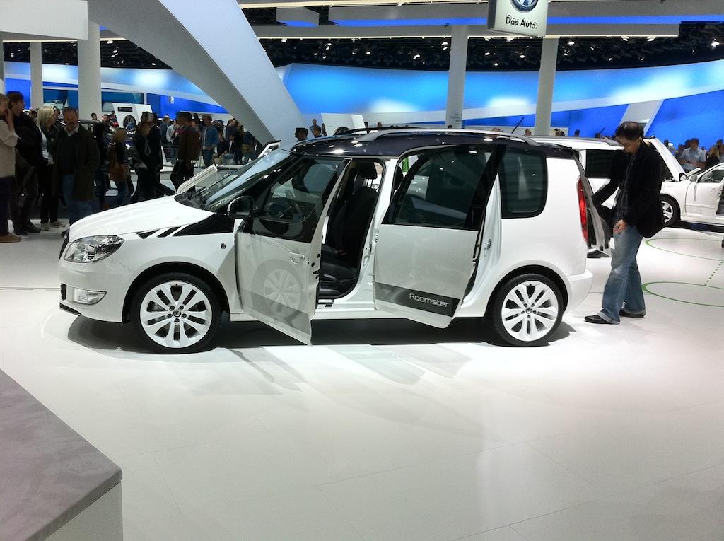 Roomster gewinnt beim DEKRA Gebrauchtwagenreport 2014
