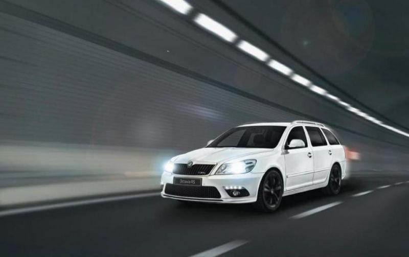Kommt bald ein Sondermodell für den Octavia RS?