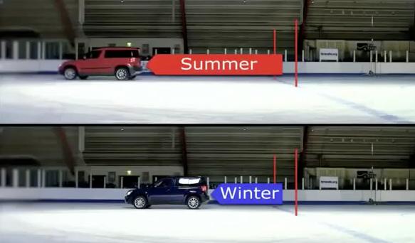 Winterreifen drauf – spätestens JETZT!