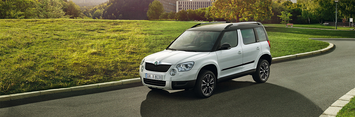skoda yeti update 2014. Black Bedroom Furniture Sets. Home Design Ideas