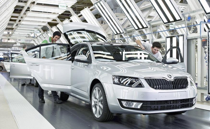 Zum Produktionsstart: Die Octavia III News