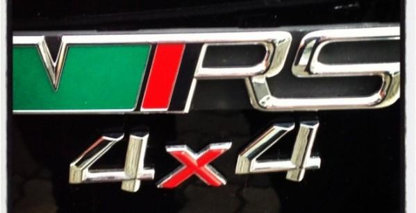 Octavia RS mit Allrad ist ab sofort bestellbar