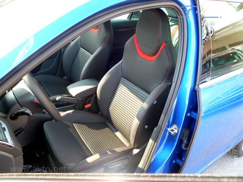 Octavia III RS: Der Innenraum und weitere Infos