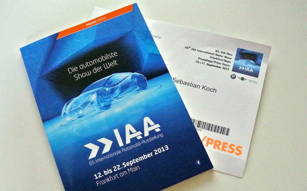 Skoda auf der IAA 2013