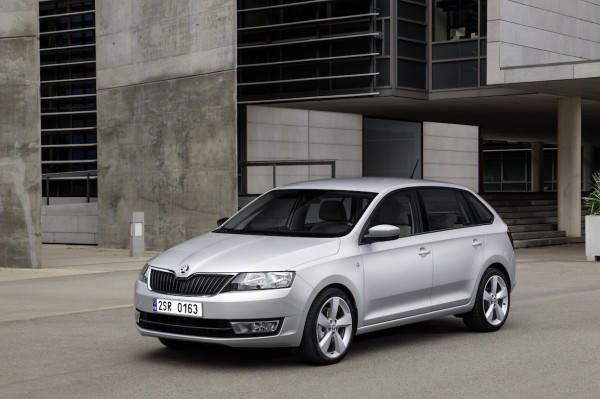SKODA Rapid Spaceback 002