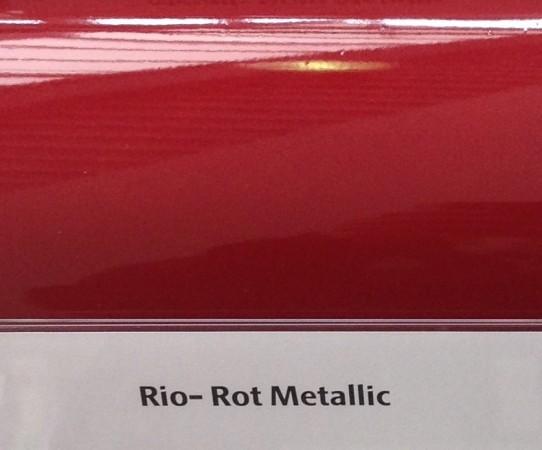 Rio Rot Metallic Skoda