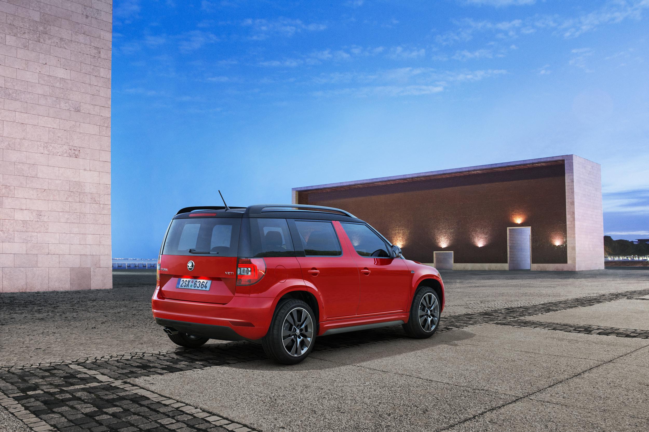Octavia L&K und neue Monte Carlo Modelle stehen in Genf