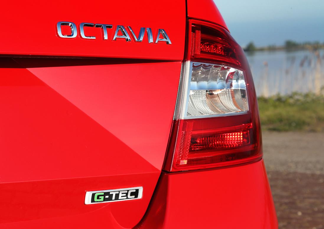 Produktions- und Bestellstart für den Octavia G-TEC