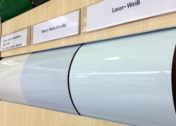 candy-weiß, laser-weiß und moon-weiß perleffekt im vergleich
