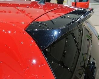 Citigo Monte Carlo Dachkantenspoiler