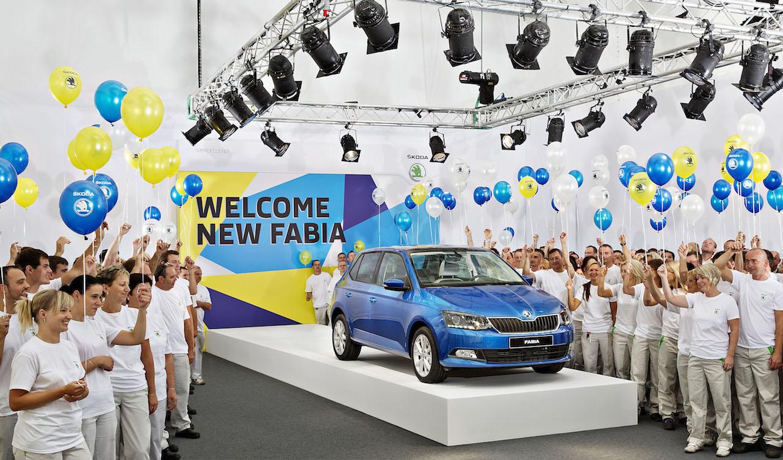 Fabia III News-Update: Video, Fabia Combi, Produktionsbeginn und die ersten Fahrberichte