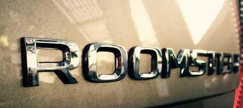 Skoda Roomster Logo