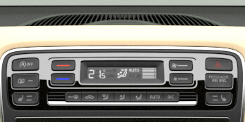 vollautomatische Klimaanlage