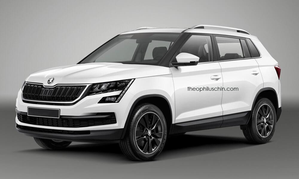 FABIAQ – ein SUV Konzept auf Fabia Basis