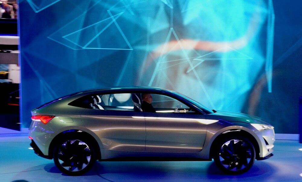 Fünf elektrische Skoda Modelle in den nächsten zwei Jahren