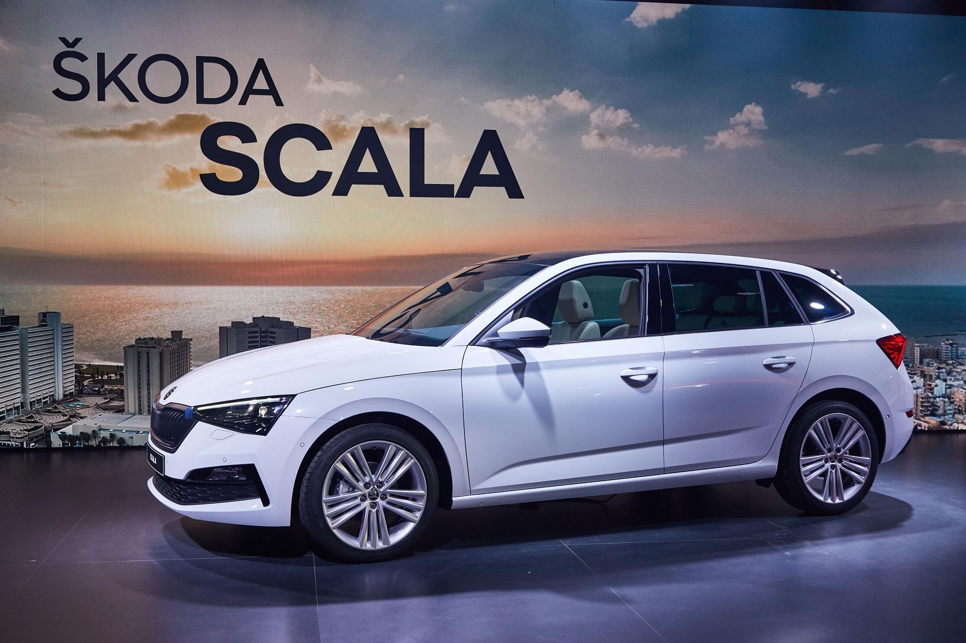 Der neue Scala hebt Skoda Connect auf die nächste Stufe