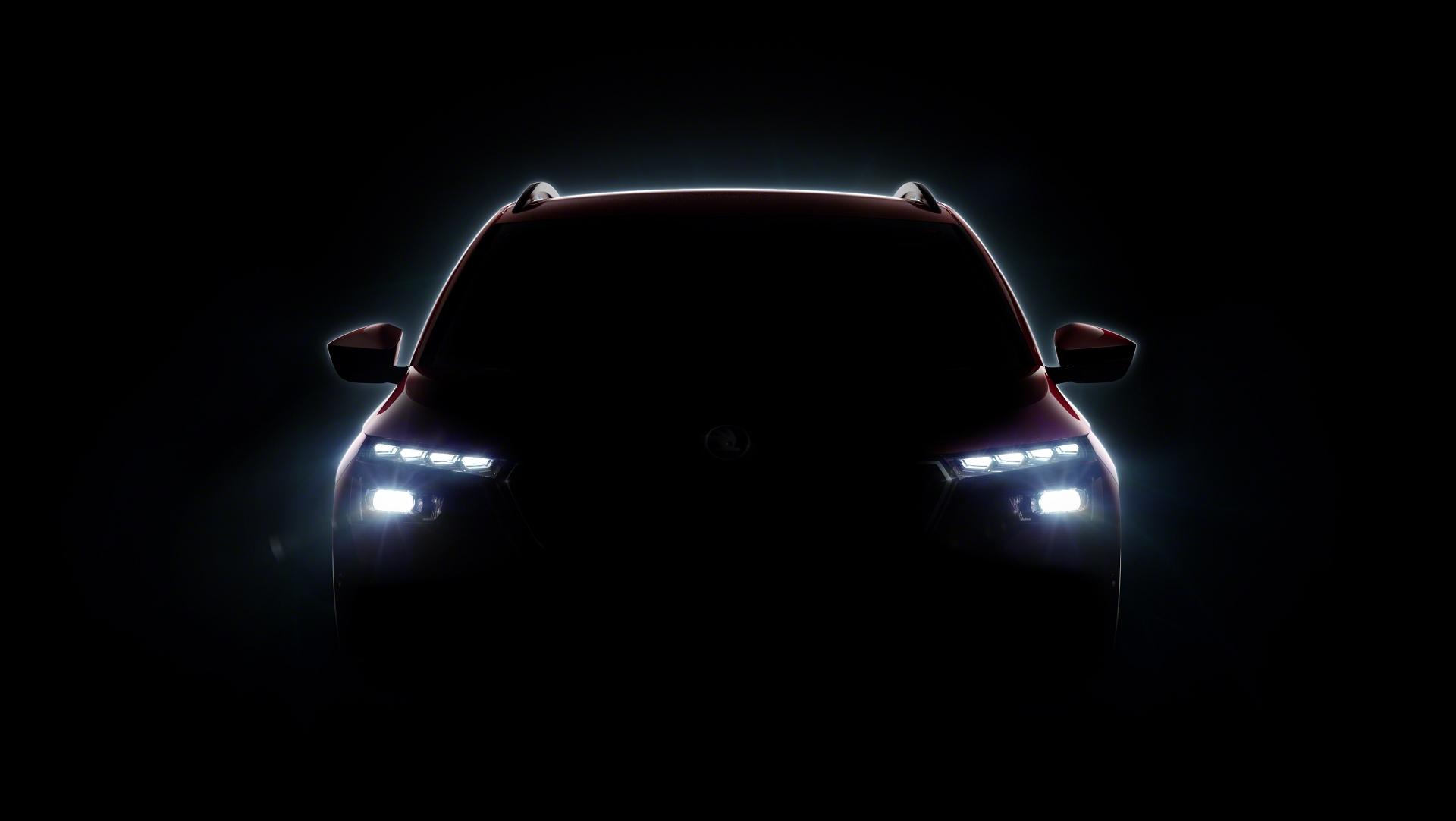 Im März kommt das nächste Skoda-SUV